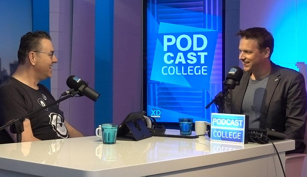 Podcast College - geluidskwaliteit