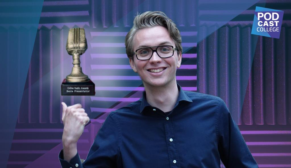 Award Winning Podcast - Bastiaan Meijer